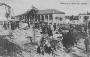 MERCATO BESTIAME 1884